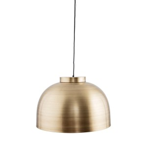 LAMPA WISZĄCA BOWL BRASS BIG HOUSE DOCTOR